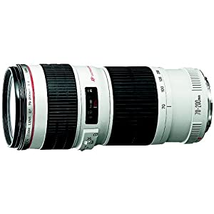 Canon EF 70-200mm f/4 L IS USM Lens for Canon Digital SLR Cameras $1,099.00