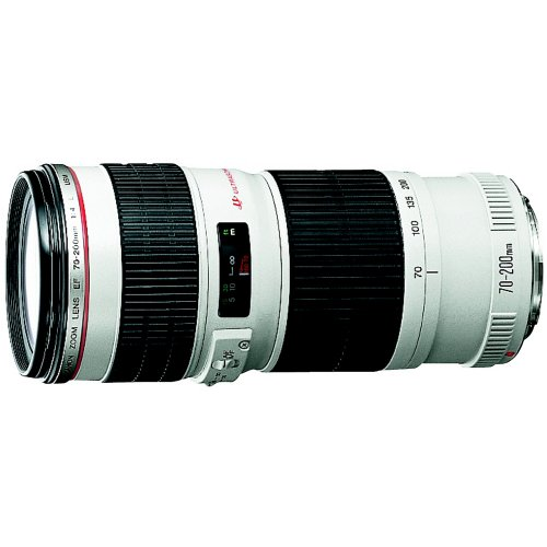 Canon Ef 70-200Mm F/4 L Is Usm Lens For Canon Digital Slr Cameras