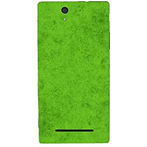 Skin4gadgets GRUNGE COLOR Pattern 53 Phone Skin for XPERIA C3 DUAL (s55t)