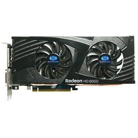 (画质)蓝宝石HD6950高端游戏显卡Sapphire Radeon HD 6950 2 GB 100312-3L,$209.99
