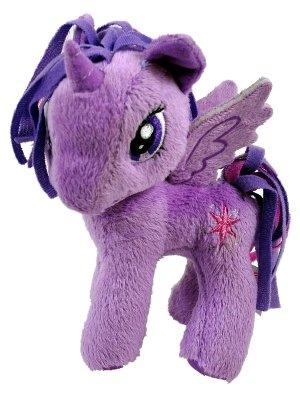 "My Litle Pony 5"" Plush Princess Twilight Sparkle"