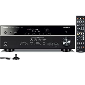 Yamaha RX-V573 7.1-Channel Network AV Receiver (Discontinued by Manufacturer)