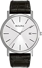 Comprar Bulova 96B104 - Reloj de pulsera para hombres, color negro