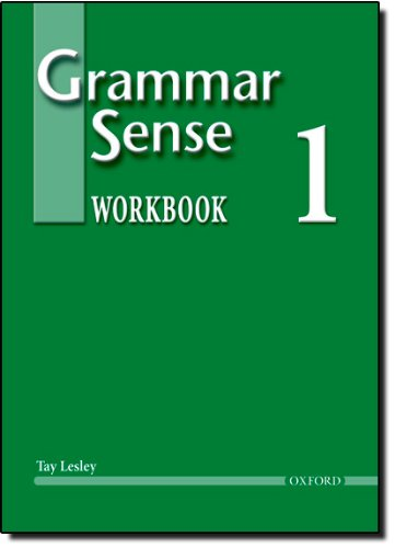 Grammar Sense 1: Workbook