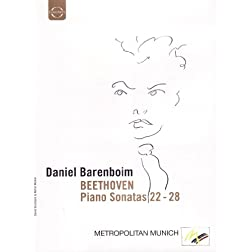Beethoven Piano Sonatas 22-28