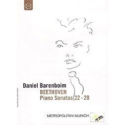 Beethoven Piano Sonatas 22-28