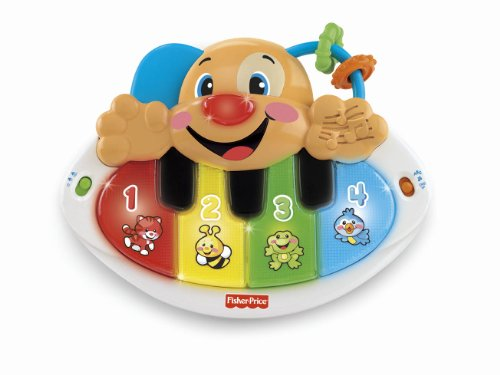Fisher-Price Laugh & Learn Puppy's Piano - 1
