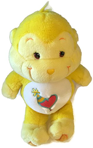 "Care Bears Cousins 13"" Playful Heart Monkey"