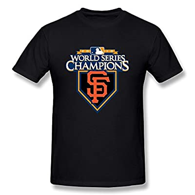 Hsuail Men's San Francisco Giants Baseball T-Shirt