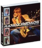 RANDY RHOADS The Quiet Riot Years Book and 90 minute Documentary
