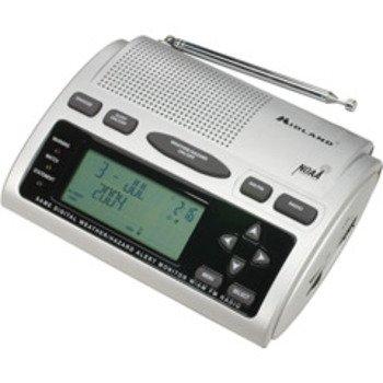 AM/FM Alarm Clock radio by Midland