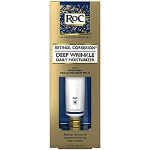 RoC Deep Wrinkle Daily Moisturizer SPF30, 1 Ounce