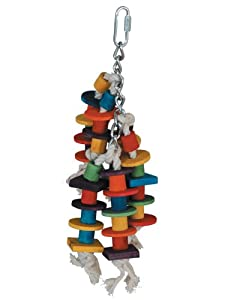 Paradise Toys Small Hanging Thimbles, 4-Inch W by 12-Inch L