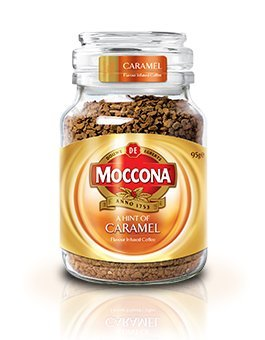 Moccona Freeze-Dried Coffee 100g (Imported from Australia) (Caramel)