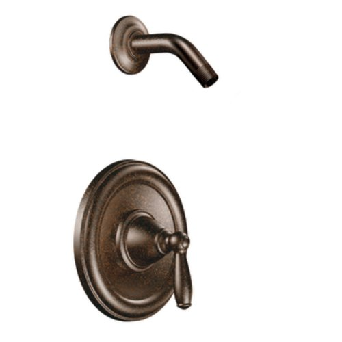 Moen T2152NHORB Brantford Posi-Temp Shower Trim Kit without Valve, Oil Rubbed Bronze (Moen Shower Trim Kits Bronze compare prices)