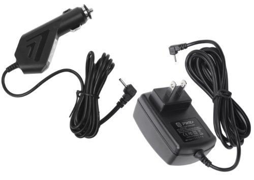 Pwr+® ! Extra Long Cord ! 2 In 1 Combo Ac Adapter + Car Charger For Motorola Xoom Tablet Mz600 Mz601 Mz603 Mz604 Mz605 Mz606 Motmz600 Motmz604 ; P/N Fmp5632A Ma 89452N 89453N Sjyn0597A Spn5633A Spn5633 Pc-Moxoombk Android Color Ebook Reader Tablet Pc Pad