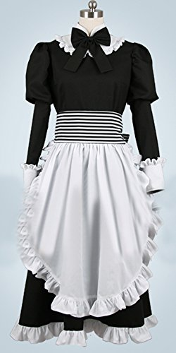 Onecos APH Axis Powers Belarus Cute Maid Suit Cosplay Costume
