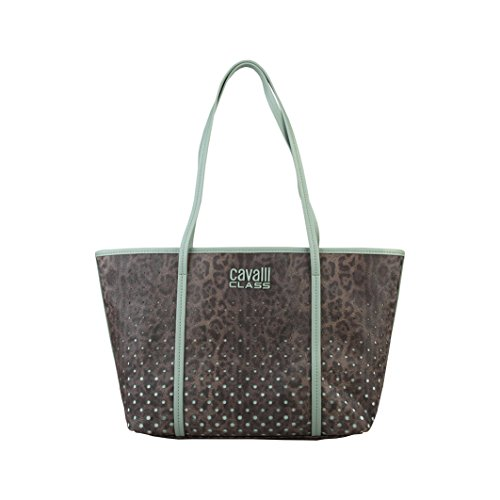 shopping bag Cavalli Class Marrone Borse - C41PWCBN0012085_Turquoise - NOSIZE