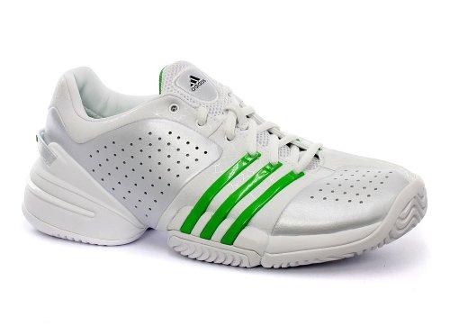 Adidas Barricade Adilibria White Womens Tennis Shoes Size UK 9