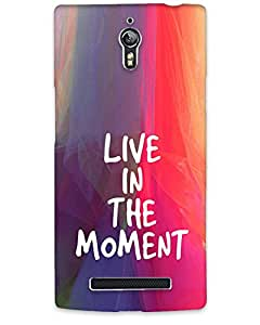 MobileGabbar Oppo Find 7 Back Cover Printed Designer Hard Case