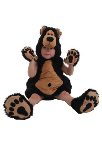 Unisex Baby Bruce The Bear Costume