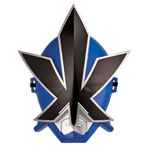 Power Rangers Super Samurai Mask - Blue