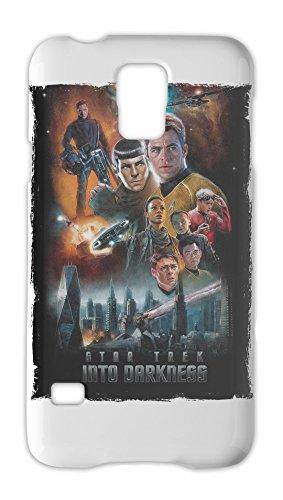 Star Trek poster Samsung Galaxy S5 Plastic Case