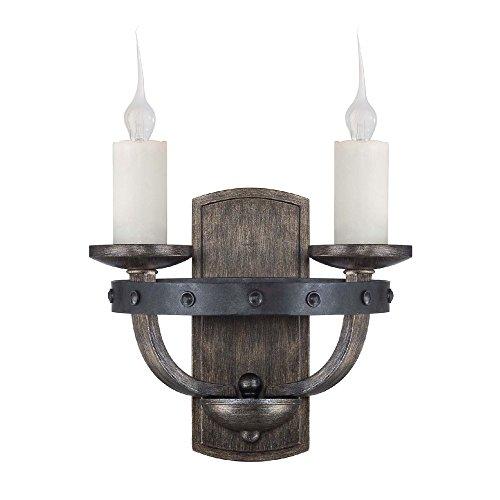 Savoy House Europe 9-9535-2-196 Applique 2 Ampoules 60 W E14