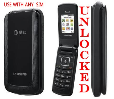 Samsung A157 Unlocked GSM Cell Phone  Internet