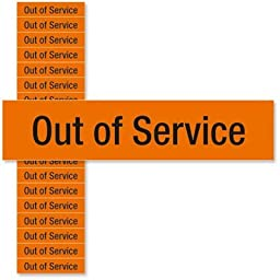 Out of Service, Small (1/2\