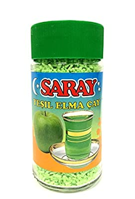 Saray Instant Tee mit grüner Apfelgeschmack Tee - Yesil Elma Cay 200g