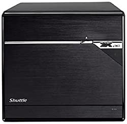 Shuttle Intel 6 Core Processor Support Intel Core i7 Chipset, DDR3 (Max 16 GB), 500W Power Supply Barebone System SX58J3 (Black)