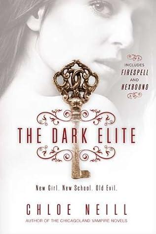 book cover of The Dark Elite