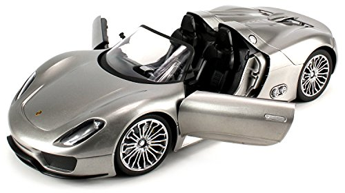 licensed porsche 918 spyder remote control rc car big 1 14. Black Bedroom Furniture Sets. Home Design Ideas