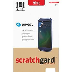 Privacy Filter Screen Protector for Micromax Canvas Turbo Mini A200