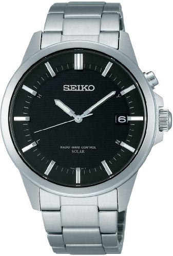 SEIKO (セイコー) 腕時計 SPIRIT スピリット ソーラー電波時計 SBTM127 メンズ
