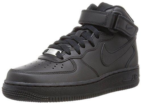 Nike-Wmns-Air-Force-1-Mid-07-Le-Zapatillas-de-Deporte-Para-Mujer