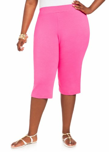 Ashley Stewart Women's Plus Size Yoga Active