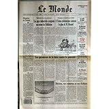 MONDE (LE) [No 13519] du 16/07/1988 - LES PAYS INDUSTRIELS CRAIGNENT UN RETOUR DE L'INFLATION PAR FRANCOISE CROUIGNEAU...