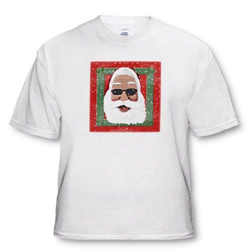 Cool Santa - Adult T-Shirt 3XL