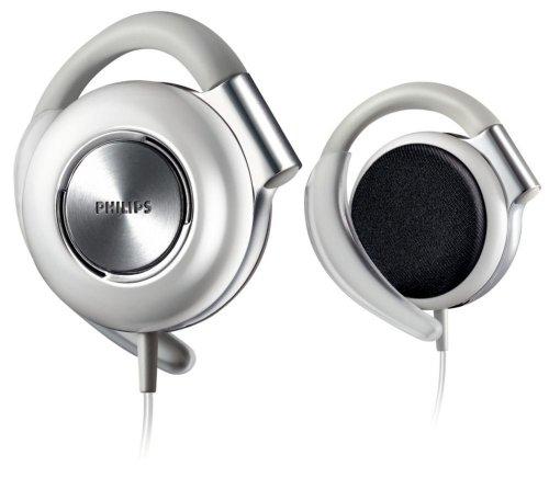 Philips Shs4701 Ear Clip Headphones Clip-On Comfort White /Genuine