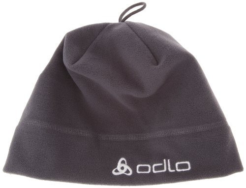 Odlo Mütze Fleece Light, ebony grey, One Size, 773410