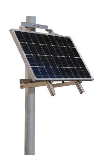 solar panel pole mount