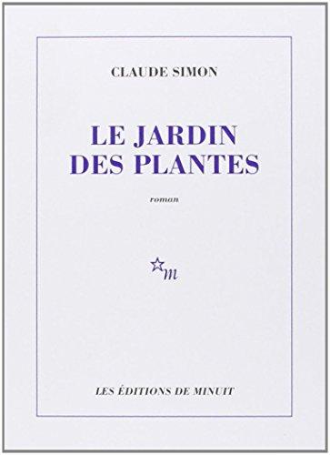 ˆLe ‰Jardin des plantes : roman