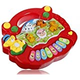 Baby Musical Toys Development Take Long Tunes Baby,Girl Boy Kid Baby Musical Toys Piano , Keyboard 3 Year Educational...