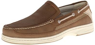 Dockers Men's Kellaway Boat Shoe,Taupe,7 M US