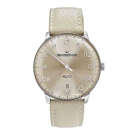 MeisterSinger orologio donna NEO F 1Z Q NQ903