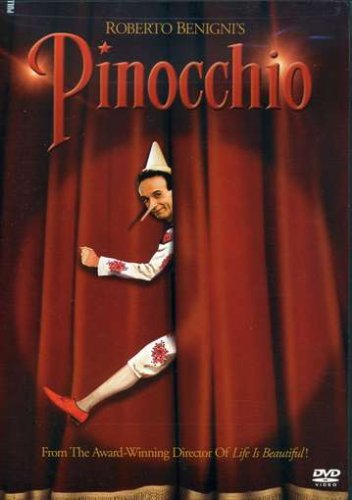 Cover art for  Roberto Benigni&#039;s Pinocchio