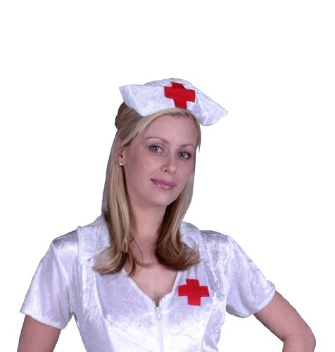 Nurse Cap Adult Accessory