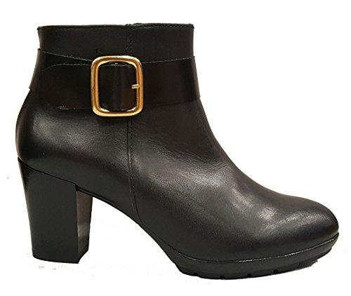 NATALIA BLANCO 75297, Stivali donna nero nero nero Size: 37